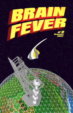 Cover of Brain Fever #2